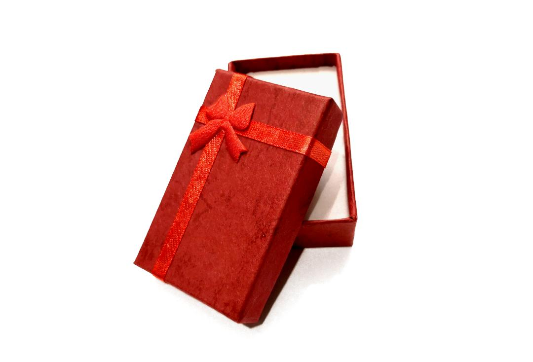 Void Clothing | Pendant Gift Box - Red