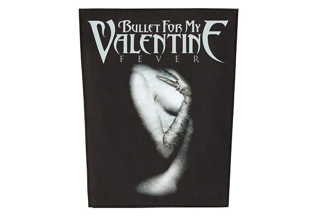 Official Band Merch | Bullet For My Valentine - Fever Printed Back Patch