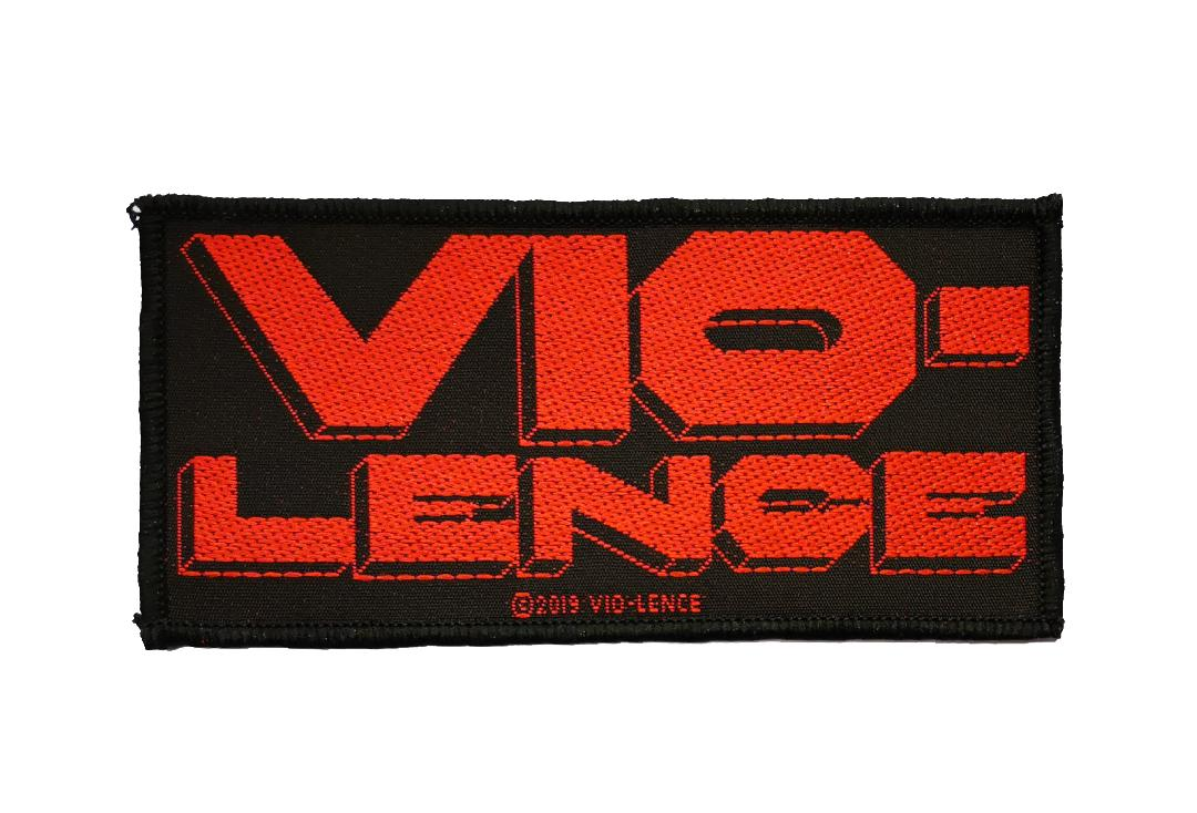 Official Band Merch | Vio-Lence - Logo Woven Patch