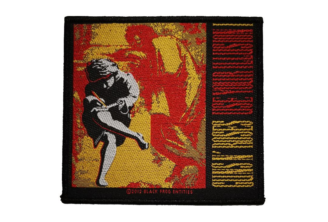 Official Band Merch | Guns 'N' Roses - Use Your Illusion I Woven Patch