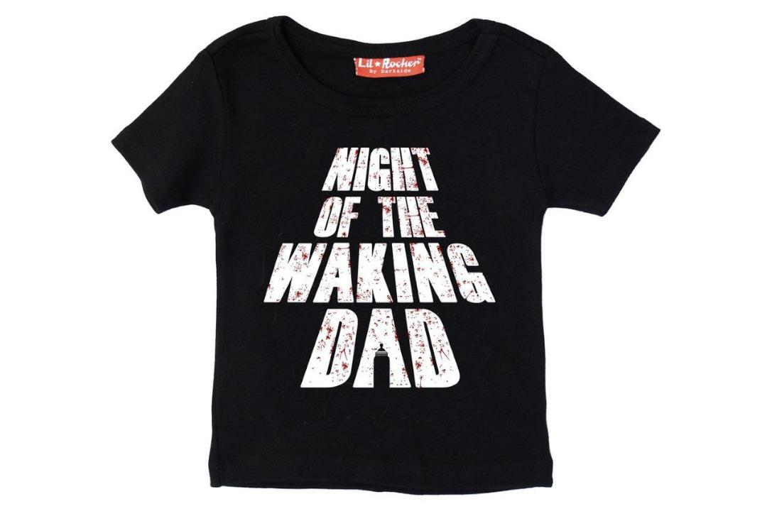 Darkside Clothing | Night Of The Waking Dad Kids Tee