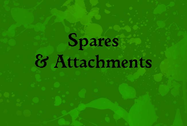 Spares & Attachments