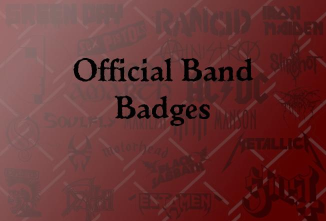Official Badges