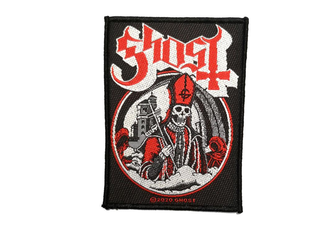 Official Band Merch | Ghost - Secular Haze Woven Patch