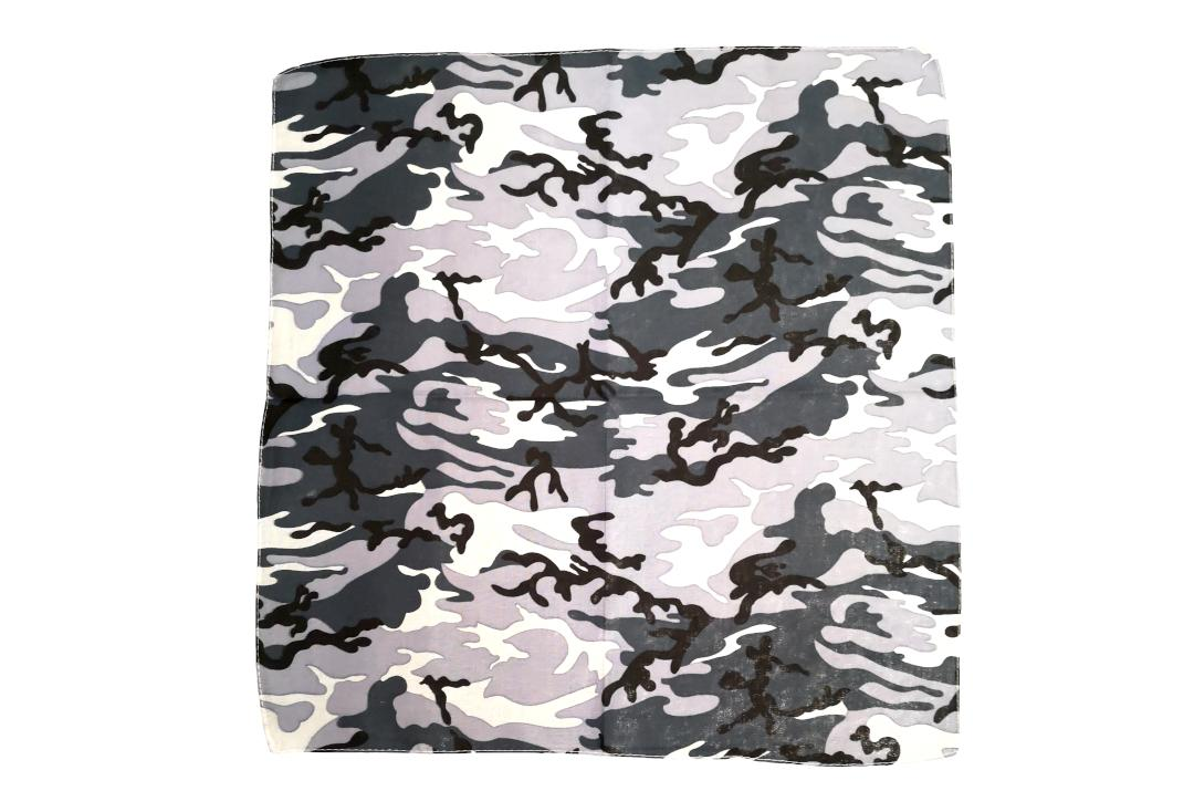 Void Clothing | Urban Camo Cotton Bandana