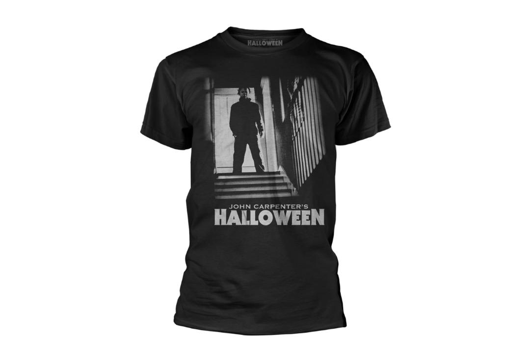 Official Film & TV Merch | Halloween - Michael Stairs Men's Short Sleeve T-Shirt