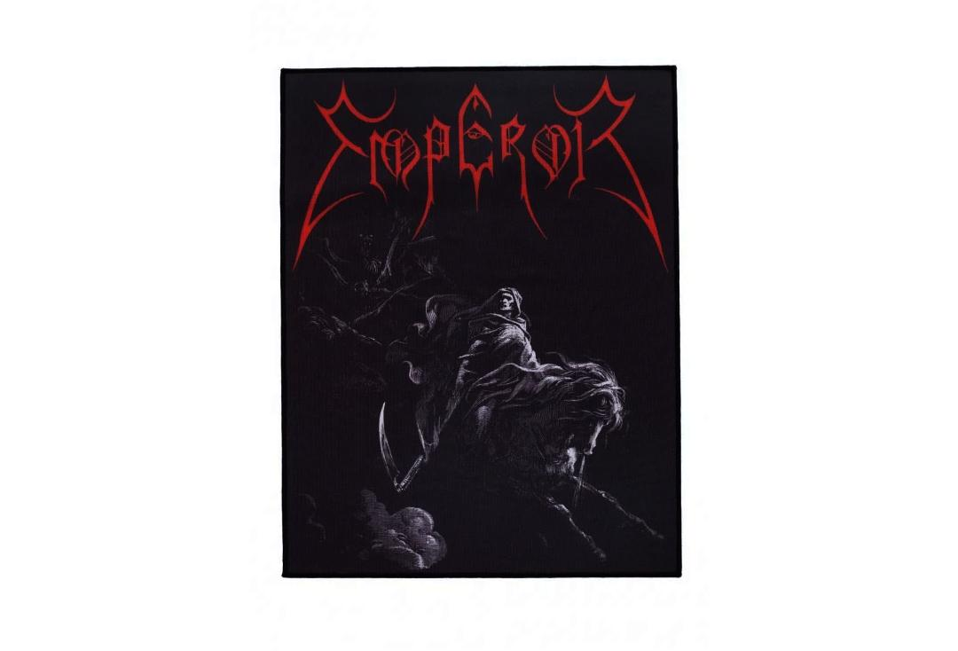 Official Band Merch | Emperor - Rider Printed Back Patch