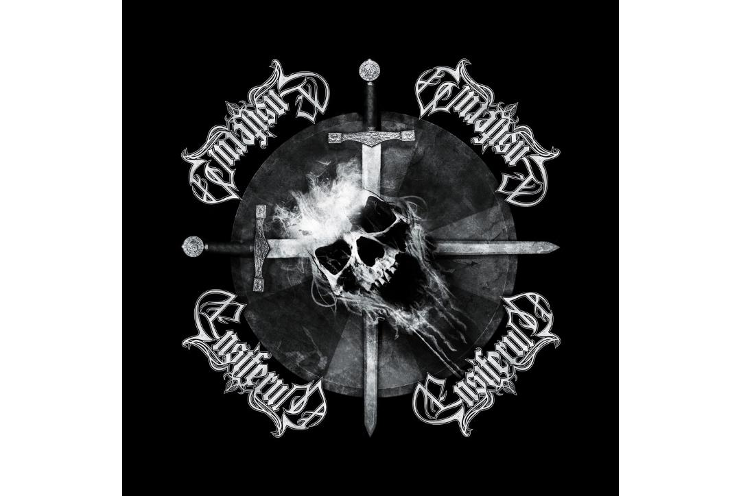 Official Band Merch | Ensiferum - Skull Official Bandana