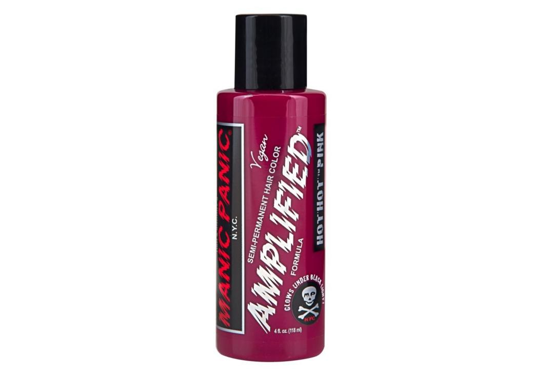 Manic Panic | Amplified Hair Colour - Hot Hot Pink
