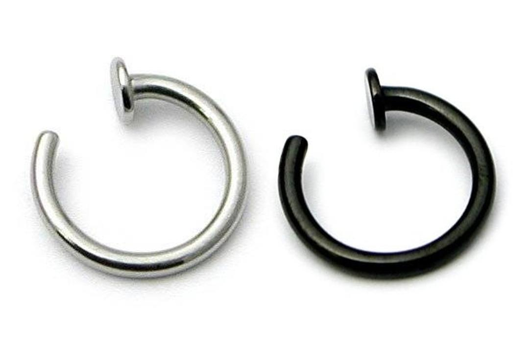Void Clothing | Surgical Steel Open Nose Ring