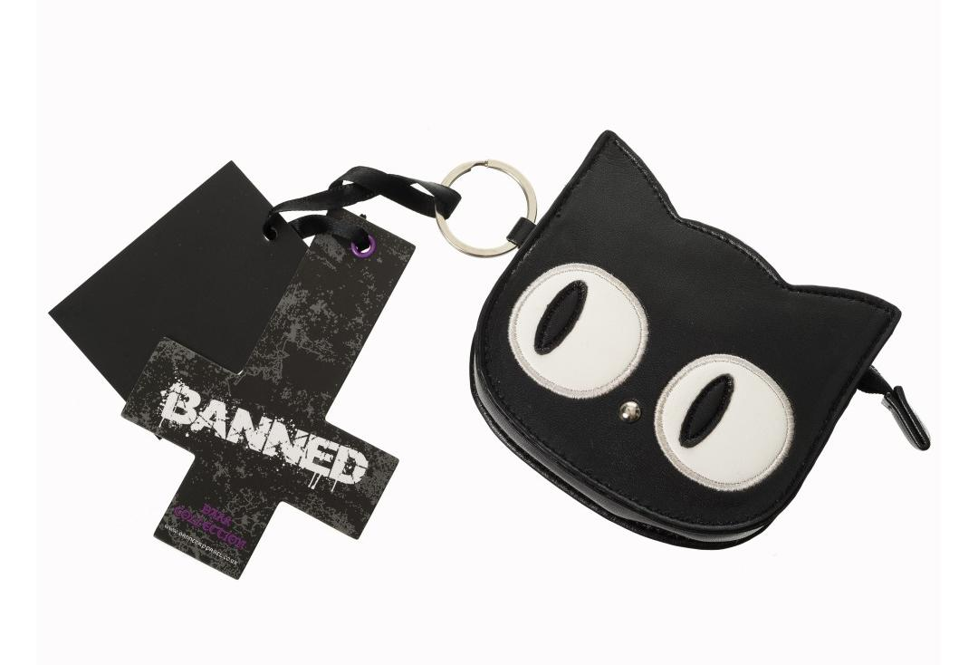 Banned Apparel | Eye Of The Beholder Coin Purse - Front
