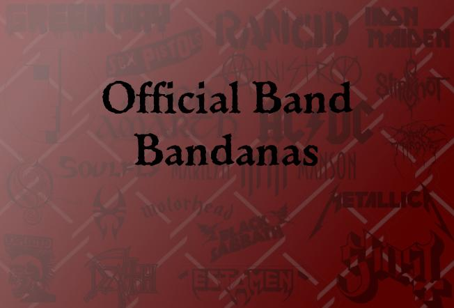 Official Bandanas
