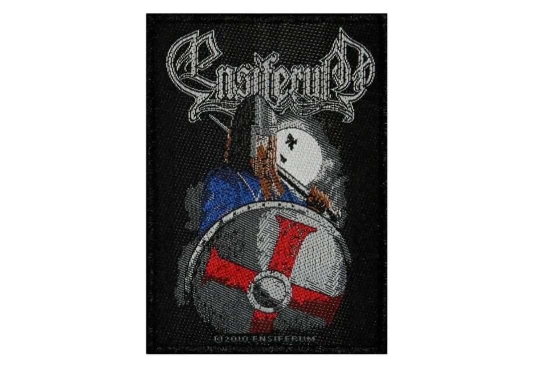 Official Band Merch | Ensiferum - Viking Woven Patch