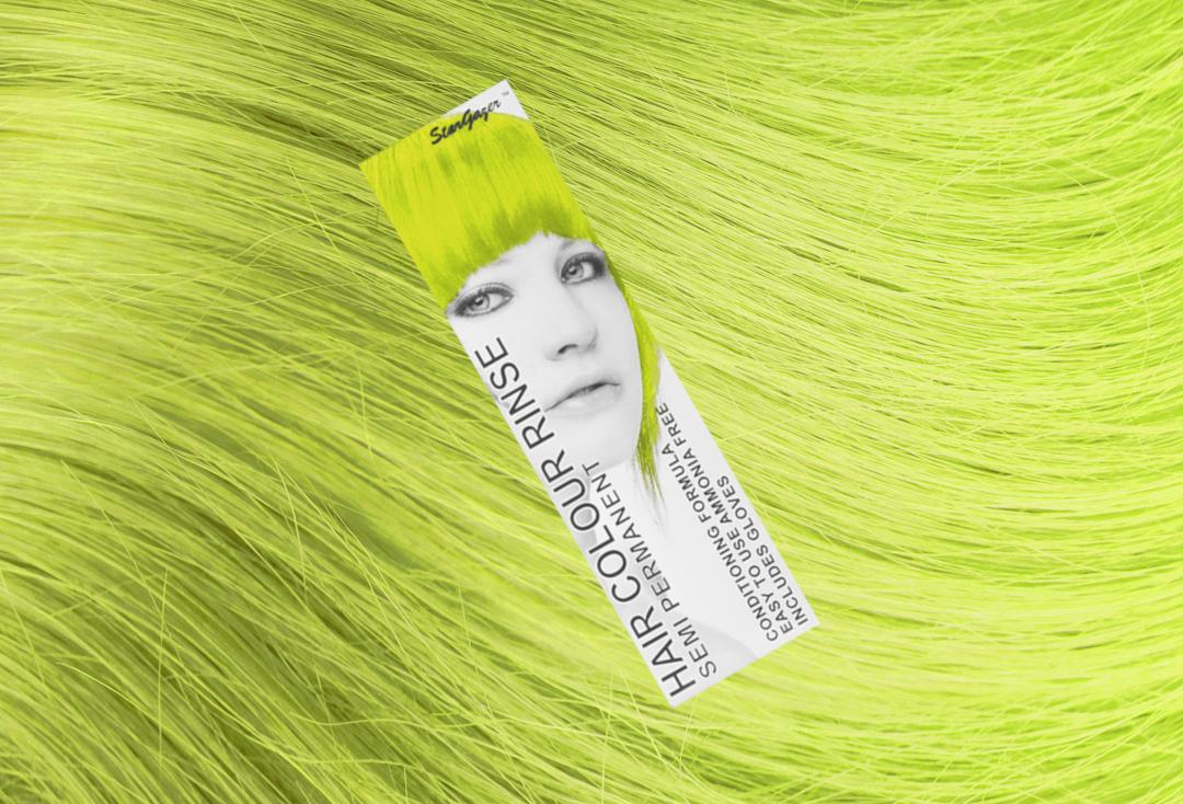 Stargazer | Lime Semi-Permanent Hair Colour