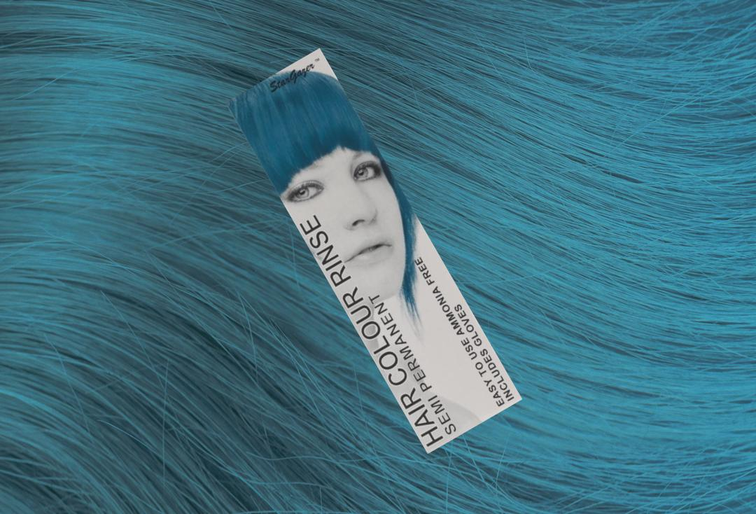 Stargazer | Soft Blue Semi-Permanent Hair Colour