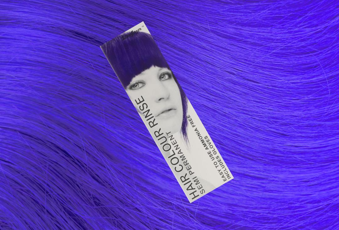 Stargazer | Violet Semi-Permanent Hair Colour