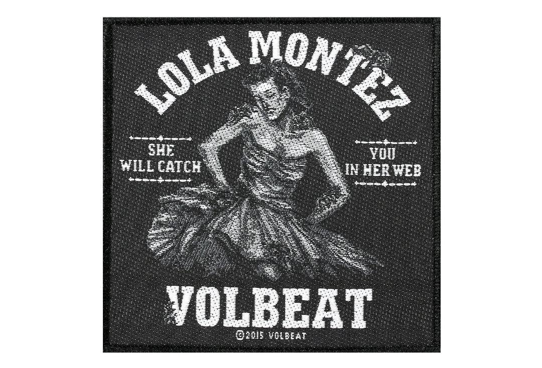 Official Band Merch | Volbeat - Lola Montez