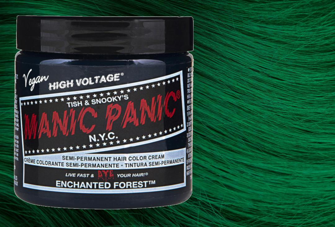 Manic Panic | High Voltage Classic Hair Colours - Enchanted Forest
