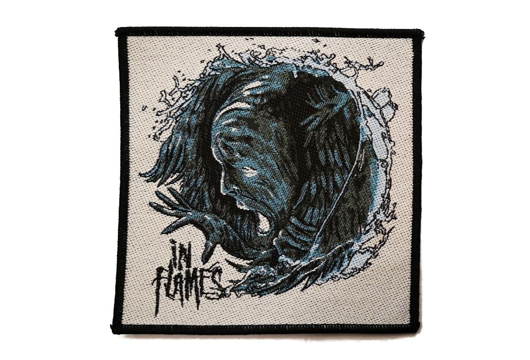 Official Band Merch | In Flames - Siren Charms Woven Patch