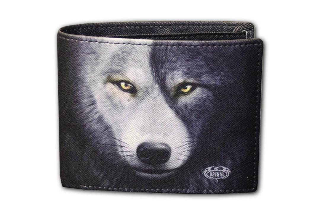 Spiral Direct | Wolf Chi Bi-Fold RFID Blocking Wallet - Front