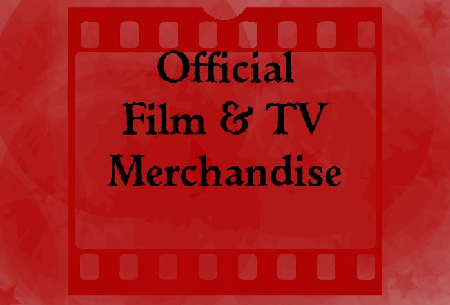 Official Film & TV Merchandise