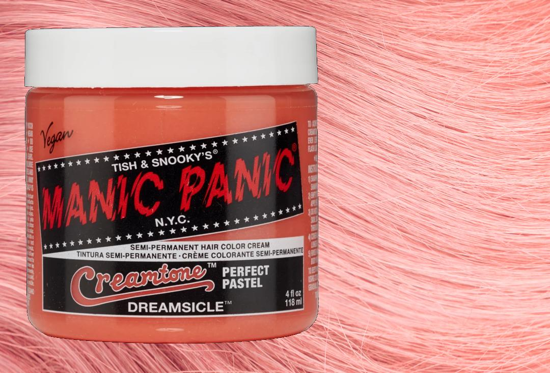 Manic Panic | Dreamsicle Creamtone Perfect Pastel