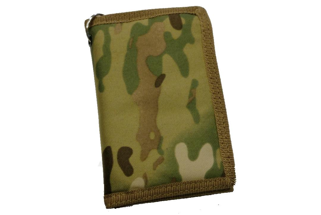 Void Clothing | UTP Camo Tri-Fold Wallet