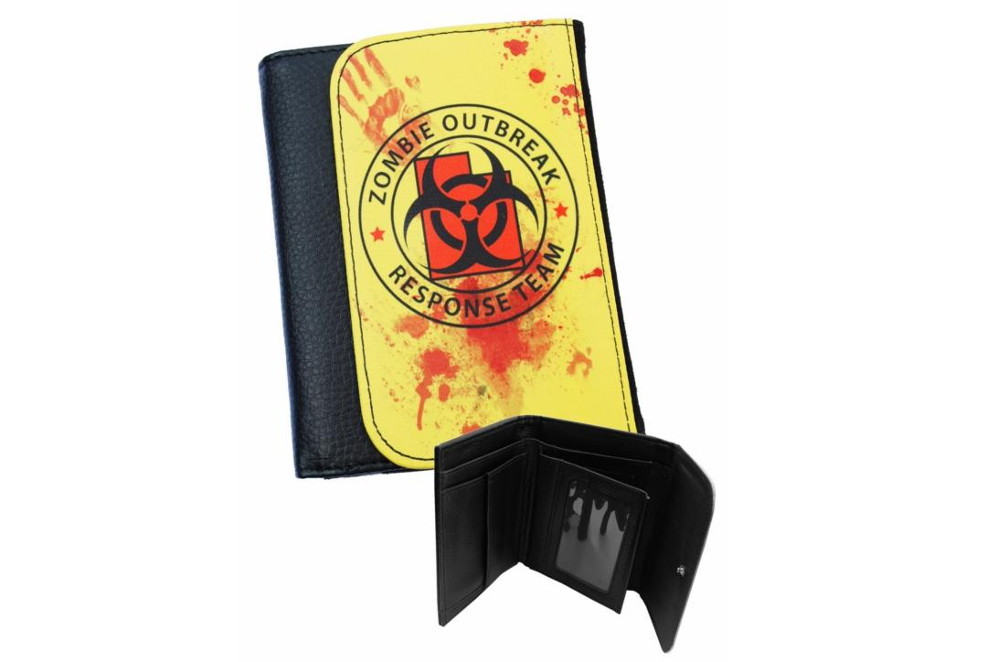 Darkside | Zombie Yellow Wallet - Front