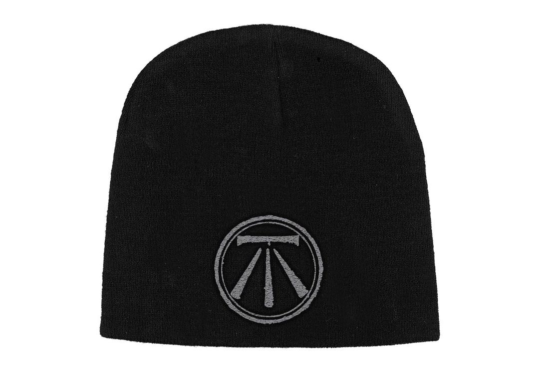 Official Band Merch | Eluveitie - Symbols Embroidered Official Knitted Beanie Hat