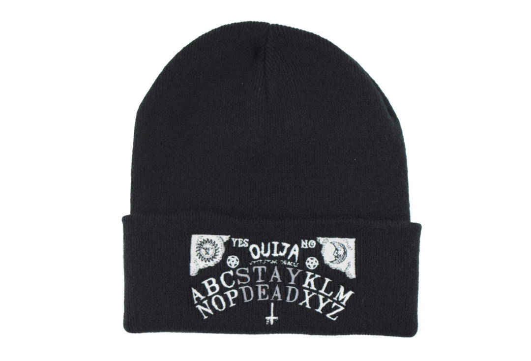 Darkside | Stay Dead Ouija Board Beanie Hat