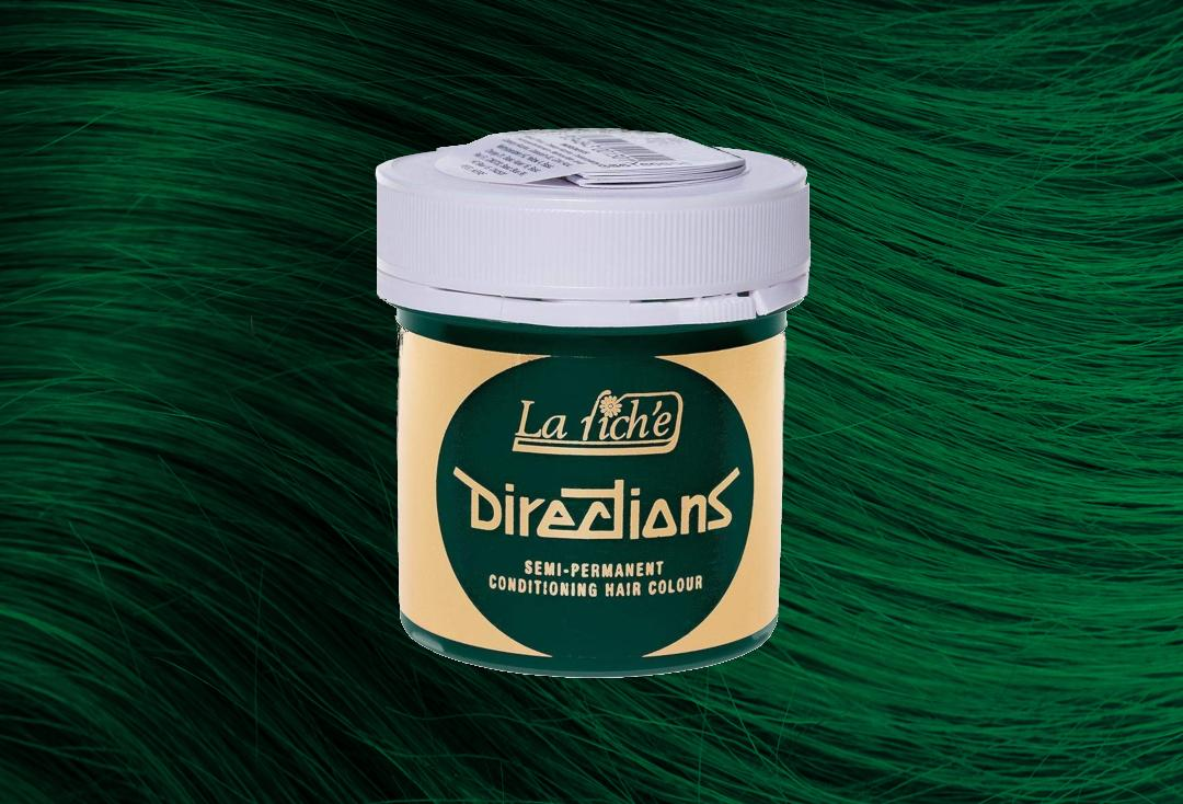La Riche | Alpine Green Directions Semi-Permanent Hair Colour
