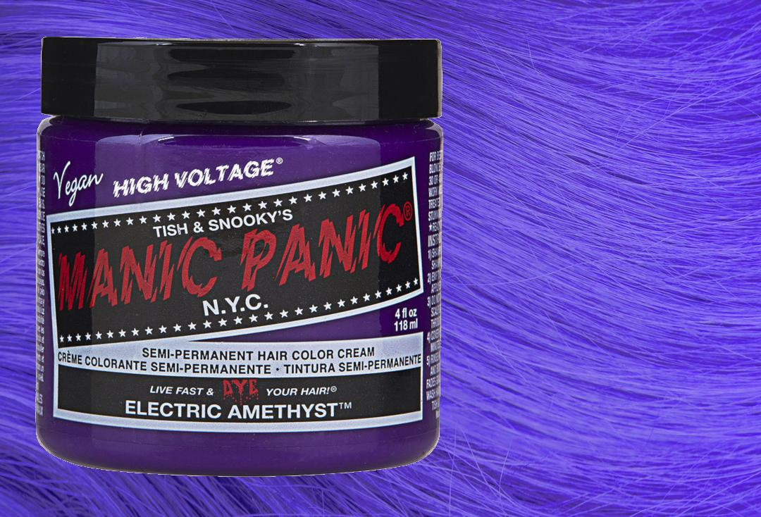 Manic Panic | Electric Amethyst High Voltage Classic Cream Hair Colour