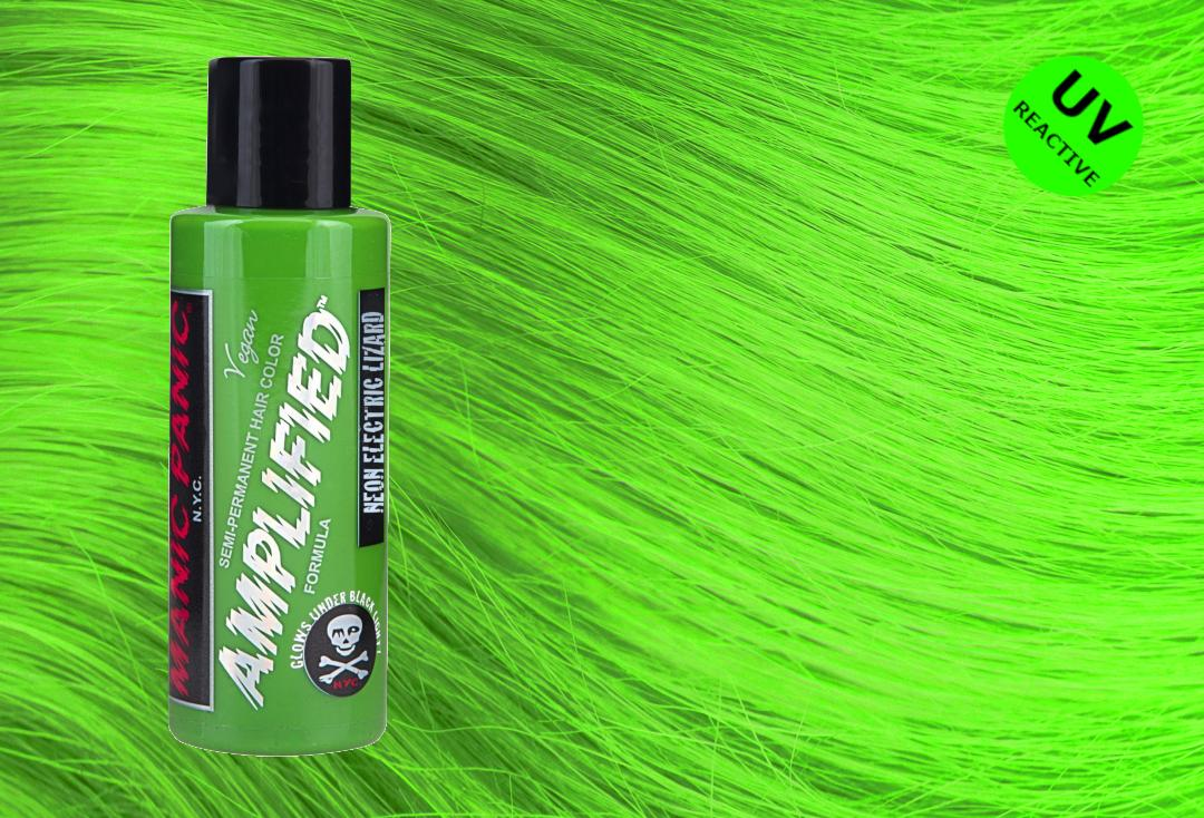Manic Panic | Electric Lizard Amplified Hair Colour