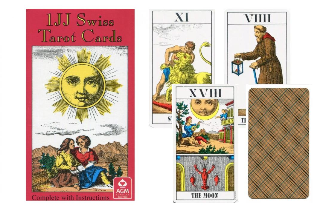 Void Clothing | 1JJ Swiss Tarot Cards