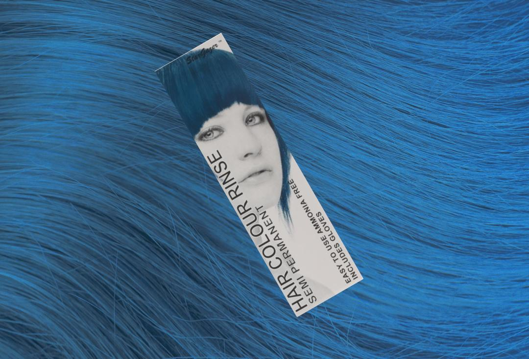 Stargazer | Azure Blue Semi-Permanent Hair Colour