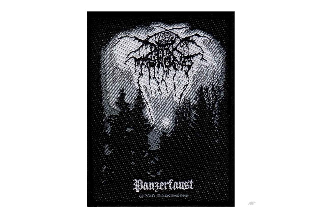 Official Band Merch | Darkthrone - Panzerfaust Woven Patch