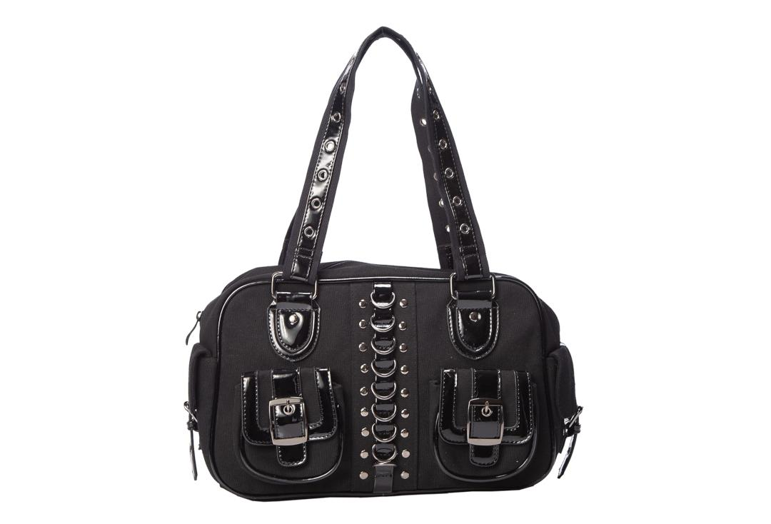 Banned Apparel | Rhapsody Handbag - Front View