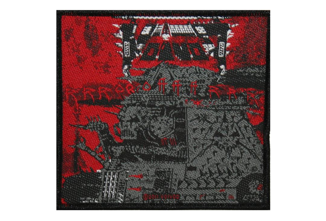 Official Band Merch | Voivod - RRROOOAAARRR Woven Patch