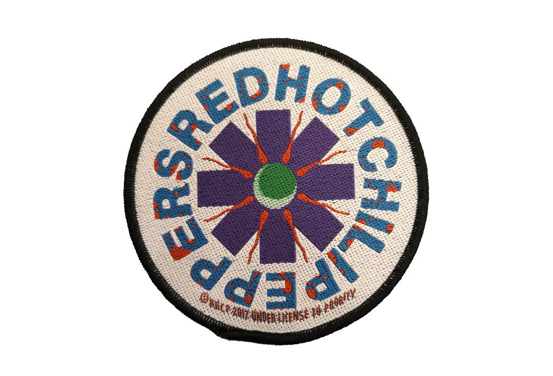 Official Band Merch | Red Hot Chili Peppers - Sperm Woven Patch