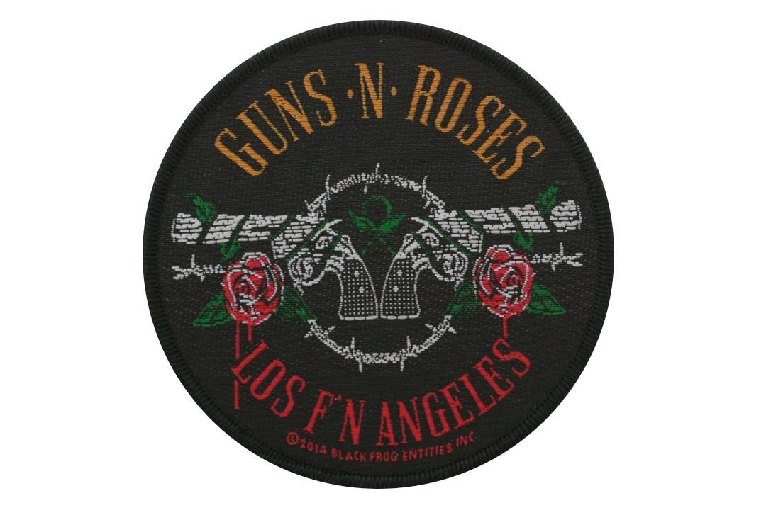 Official Band Merch | Guns N' Roses - Los F'N Angeles Woven Patch