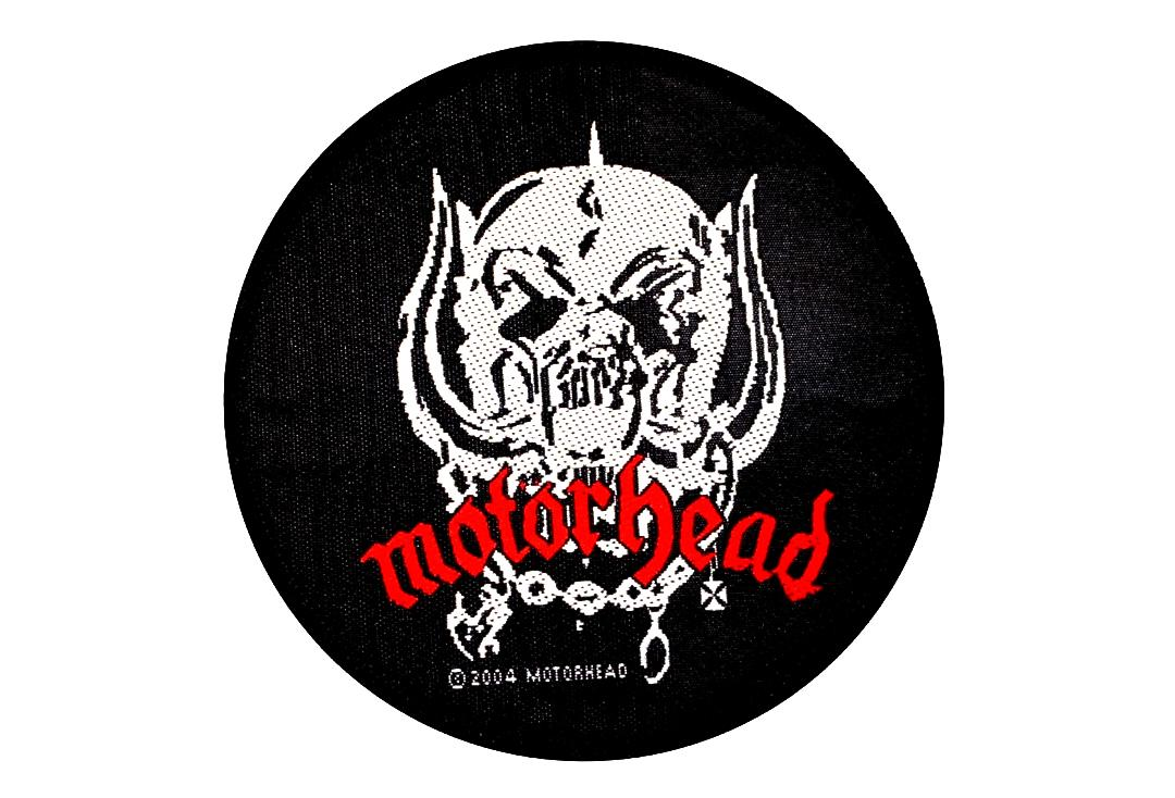 Official Band Merch | Motorhead - Snaggletooth Warpig Woven Patch