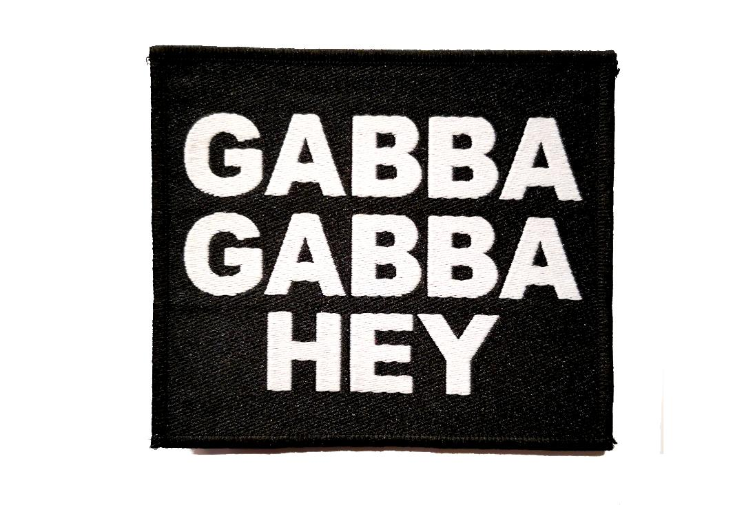Official Band Merch | Ramones-Gabba-Gabba-Hey