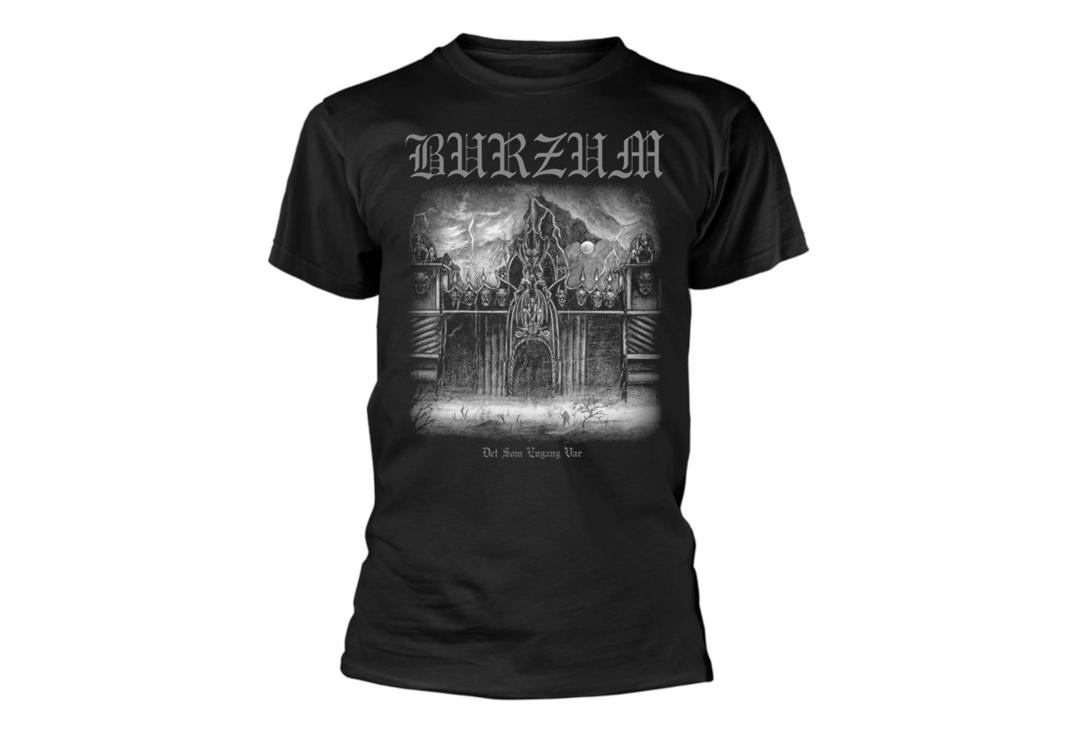 Official Band Merch | Burzum - Det Som Engang Var 2013 Men's Short Sleeve T-Shirt