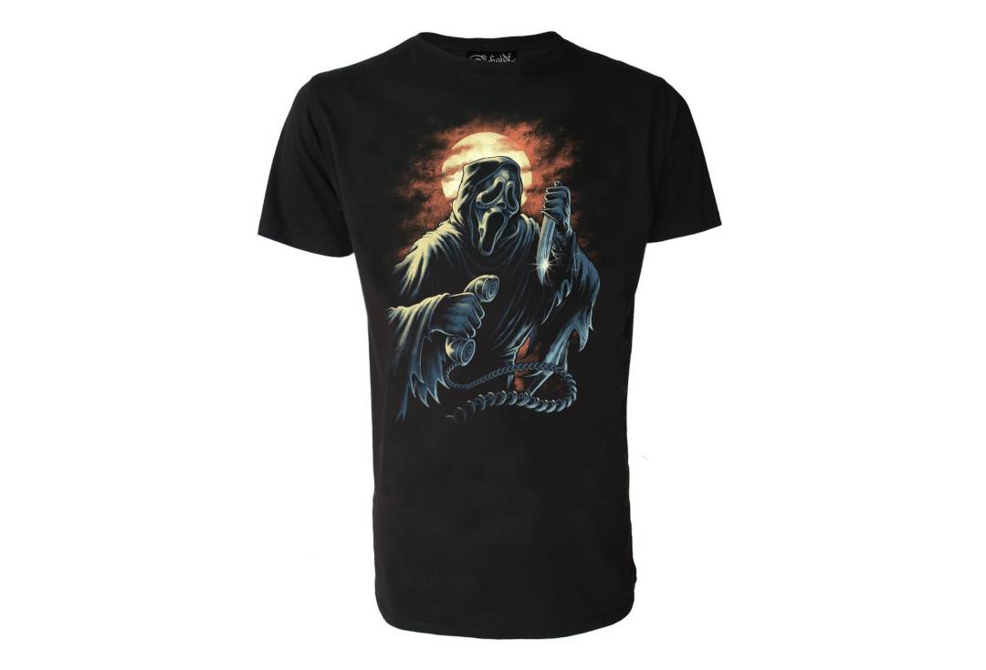 Darkside Clothing | Ghost Scream Short Sleeve Men's T-Shirt