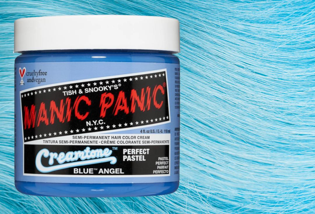 Manic Panic | Blue Angel Creamtone Perfect Pastel