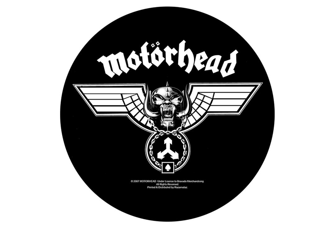 Official Band Merch | Motorhead - Hammered Printed Back Patch