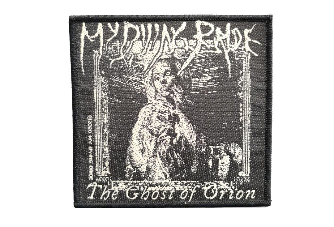 Official Band Merch | My Dying Bride - The Ghost Of Orion Woven Patch
