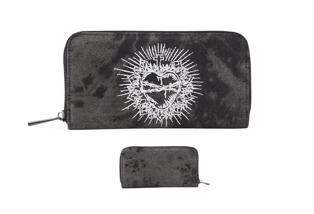 Banned Apparel | Sacred Heart Purse