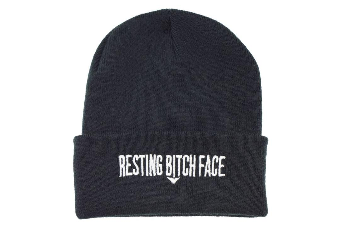 Darkside | Resting Bitch Face Beanie Hat