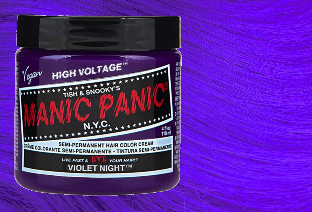 Manic Panic | Violet Night High Voltage Classic Cream Hair Colour